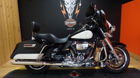 Pre-Owned 2017 Harley-Davidson Touring Electra Glide Police