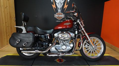 Pre-Owned 2009 Harley-Davidson Sportster 883 Low XL883L