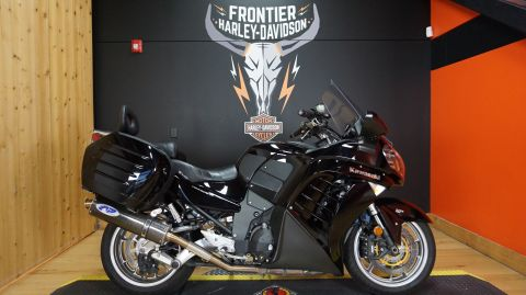 Pre-Owned 2011 KAWASA Concours ZG1400CBF